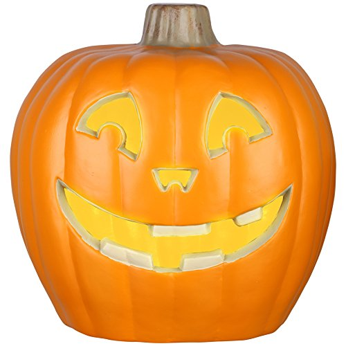 Outdoor Lighted Jack O Lanterns in US - 9