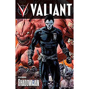 Future of Valiant: Preview (Valiant 2012: Free Previews!)