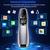 Wireless Presentation Remote, RF 2.4Ghz USB