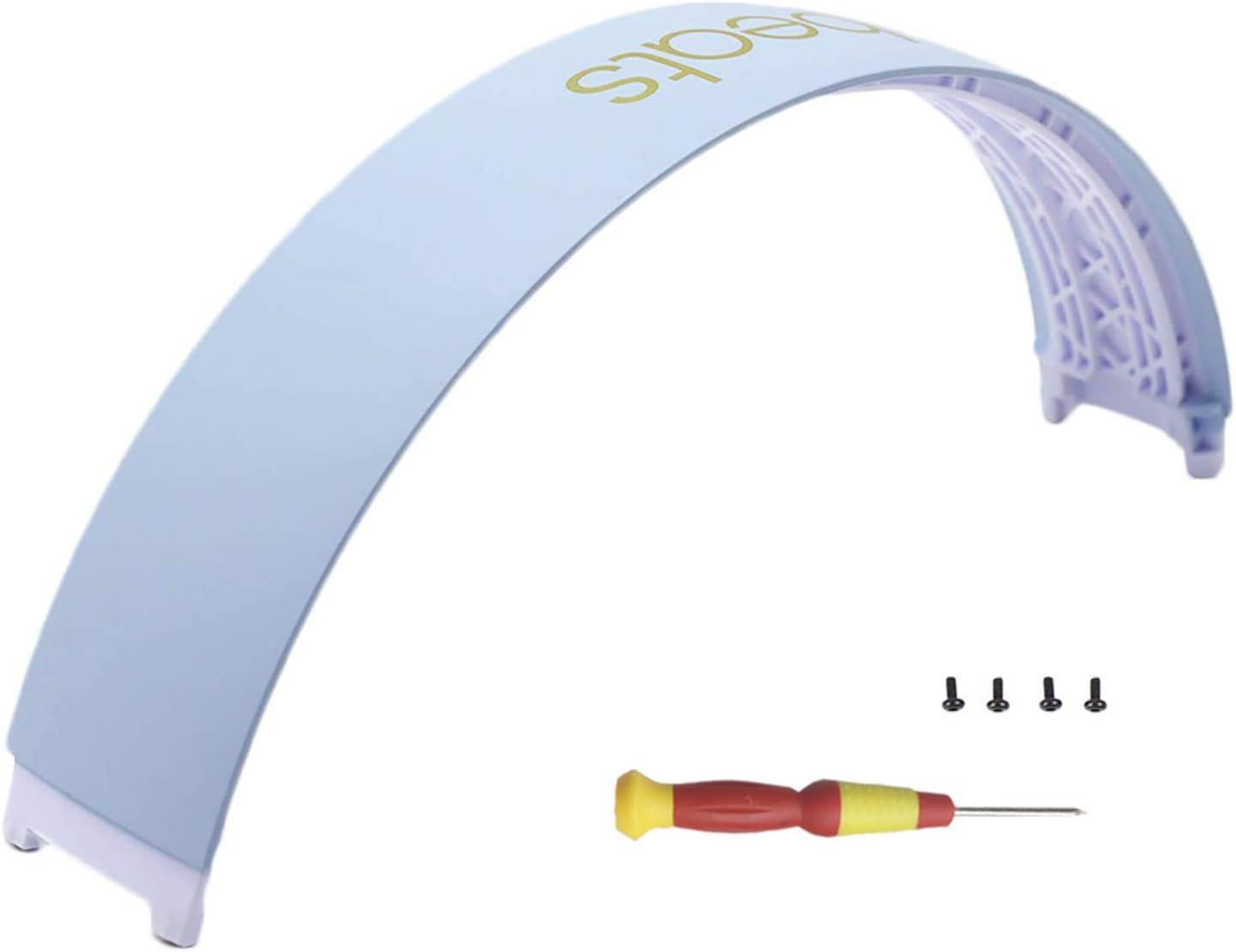 Adhiper Repuesto de banda para la cabeza de Studio 3 compatible con auriculares inalámbricos Studio 3.0 Wireless Studio 2.0 (azul cristalino)