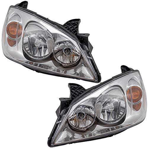 07 pontiac g6 headlight assembly - 8
