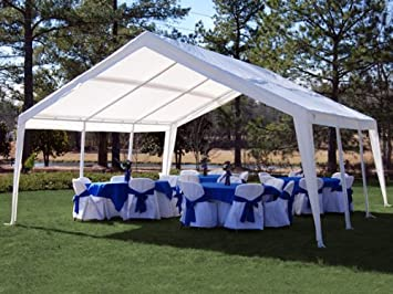 King Canopy 12 x 20 ft. Expandable Canopy : 20 by 20 canopy - memphite.com