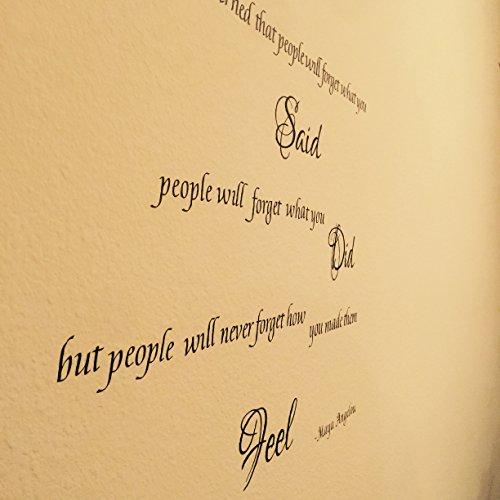 Quote Wall Shelf - 8