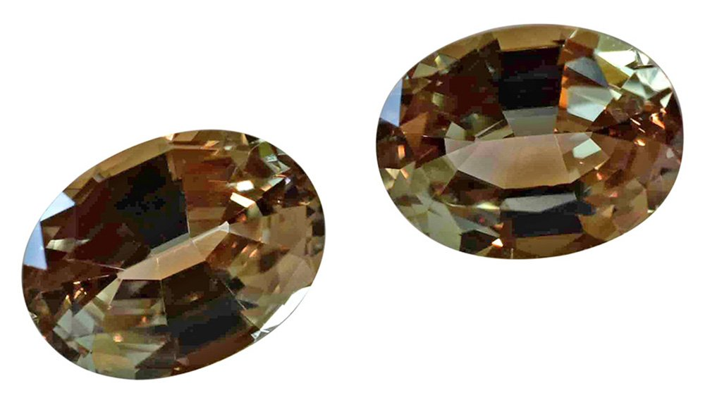 Zultanite (1) 1.37 Ct Natural Loose Gem 8x6mm Oval Cut Cert of Auth G011 by Zultanite (Image #1)