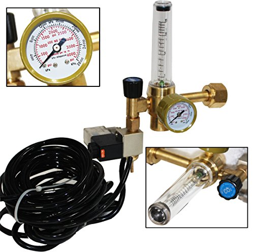 Hydroponics Extoic Injection System Regulator Grow Room Flow Meter Control CO2 by I_S IMPORT - Optimum Growth Co2 System