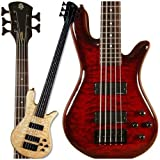 Spector Legend 5 Classic Bass Guitar (5 String, Clear Gloss Natural)
