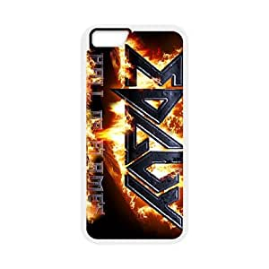 Edguy Iphone 6 Plus 5.5 Inch Cell Phone Case White WON6189218990717