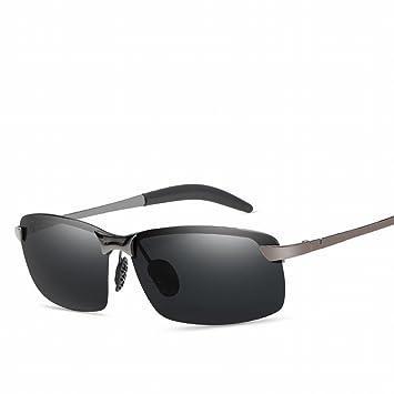 Polarizado Color Película Polarizada Gafas de Sol Tendencia Gafas de Sol Pilotos Polarizado Yurta , Lente
