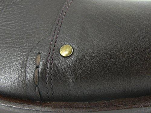 Peter Blade Low Boot Moka Leather LACKY Moka YuJkbh