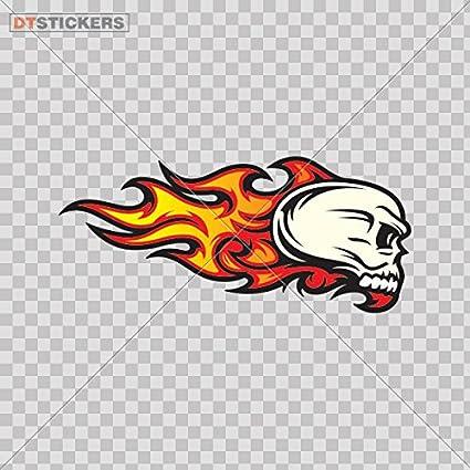 "PAIR OF FLAMES decal sticker Hot Rod car Truck Go Kart boat 55/"" x 20/"" each"