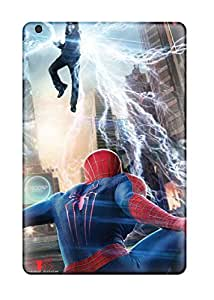 1082256J55694114 New Arrival Cover Case With Nice Design For Ipad Mini 2- The Amazing Spider-man 2 Poster Pictures