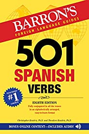 501 Spanish Verbs (Barron's 501 Ve