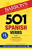 501 Spanish Verbs (Barron's 501 Verbs)