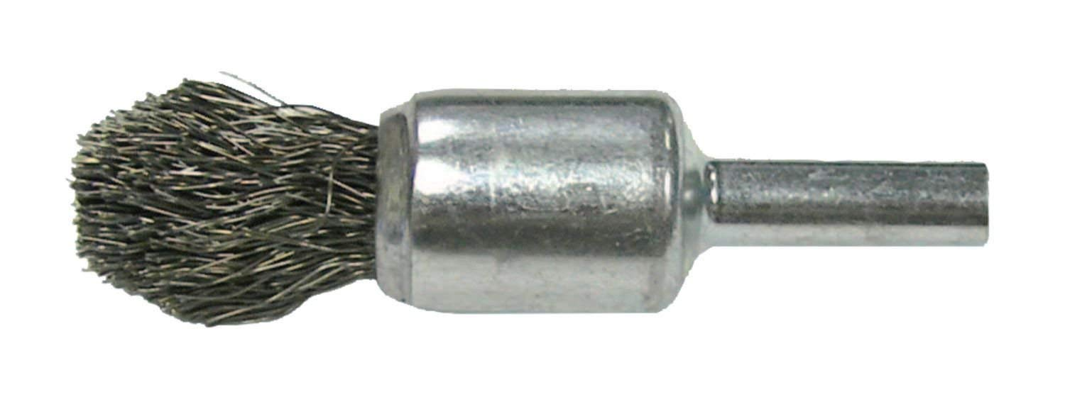 804-10322 - 0.25'' Stem - Weiler Controlled Flare End Brush, Ors Nasco - Each