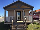Tiny Home - Park Model RV: Ultimate Vacation Home or Weekend Getaway, 15 x 26, 1 Bed, 1 Bath, 399 sq.ft.