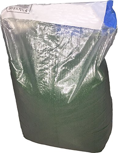 Green Silica Sand Infill with Microban for Artificial Synthetic Turf Grass- 50 lb