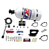 Nitrous Express 20935-10 78mm EFI Nitrous Kit with
