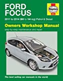 img - for Ford Focus Petrol and Diesel Service and Repair Manual: 2011 - 2014 (Haynes Service and Repair Manuals) book / textbook / text book