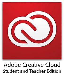 Adobe Student & Teacher Edition Creative Cloud - Validation Required (B00CS766GK) | Amazon price tracker / tracking, Amazon price history charts, Amazon price watches, Amazon price drop alerts