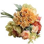 YJYdada-Artificial-Silk-Fake-Flowers-Peony-Floral-Wedding-Bouquet-Bridal-Hydrangea-Decor-C