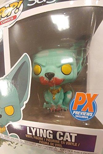 Lying Cat Saga Pop Figure 11 PX exclusive - Exclusive Cat