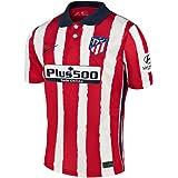Camiseta Atlético Madrid Home 2015/16 para hombre: Amazon.es: Deportes y aire libre