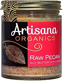 product image for Artisana, Organic Raw Pecan Butter, 8 Ounce