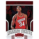 04beab700 2018-19 Panini Contenders Winning Tickets  5 Hakeem Olajuwon Houston  Rockets... Contenders Basketball.  1.49. Hakeem Olajuwon Autographed ...