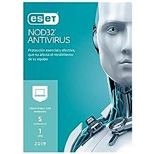 ESET NOD32 Antivirus v12 2019, 1 Licencia