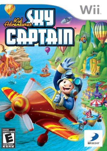 Kid Adventures: Sky Captain - Nintendo Wii