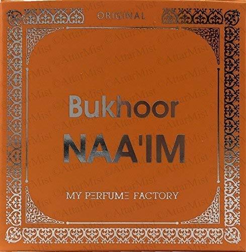 ARABIYAT Bakhoor Naaim Incense Arabian Bukhoor - Use on Charcoal Incense Burner or Electric Incense Burner (12 40gm Packs) by ARABIYAT (Image #1)