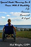 img - for Special Needs Planning for a Person With a Disability: Life, Resource, Financial & Legal book / textbook / text book