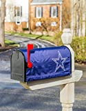NFL Dallas Cowboys Mailbox Cover, Blue