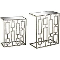 Sterling Industries 3200-034/S2 22 Tetris Stacking Table (Set of 2)