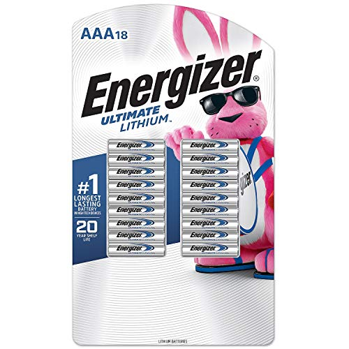 Product of Energizer Ultimate Lithium AAA 18-Pack - [Bulk Savings]