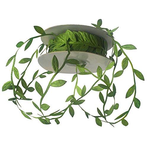 (LaRibbons 1-1/4'' Leaf Ribbon - 20)