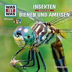Insekten / Bienen und Ameisen (Was ist Was 37)