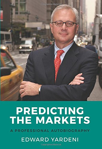 Predicting the Markets: A Professional Autobiography cover