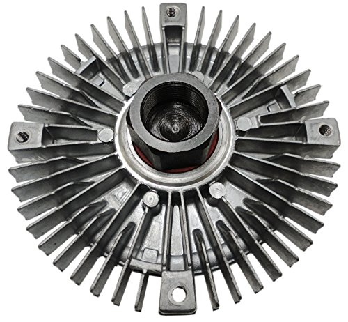 Cooling 2000 Audi A4 (TOPAZ 2597 Engine Cooling Thermal Fan Clutch for Audi A4 A6 S4 Allroad Quattro Volkswagen Passat 2.7L 2.8L V6)