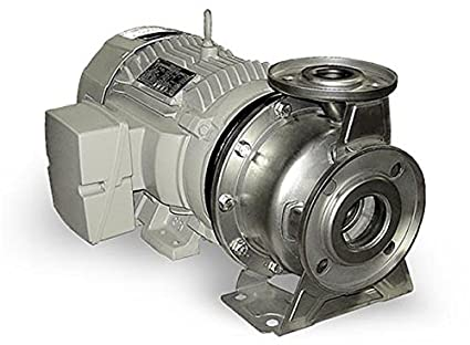 2.5 x 2 3500 rpm 230//460V 7.5 hp 3 Phase Model PS2 Cast Iron//Steel 2.5 x 2 7.5 2 Barmesa Pumps 60390142 End-Suction Centrifugal Stainless Steel-PS series