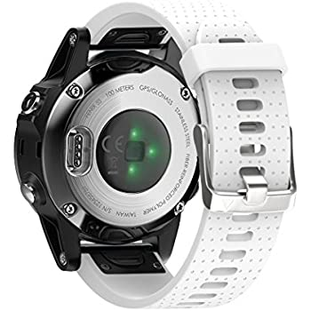Amazon Com Ldfas Fenix 5s Band Quick Release Easy Fit 20mm Solid