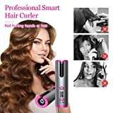 HAUEA Cordless Hair Curler Automatic Curling Iron