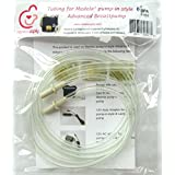 NeneSupply 2 Count Tubing for Medela Pump In Style Advanced Breastpump, Released After July 2006. BPA Free! Replace Medela Part #87212, 8007156, 8007212