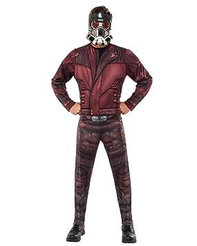 Horror-Shop Star-Lord Traje con máscara XL