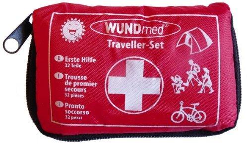 Travel Set für die Erste Hilfe unterwegs 32 teilig