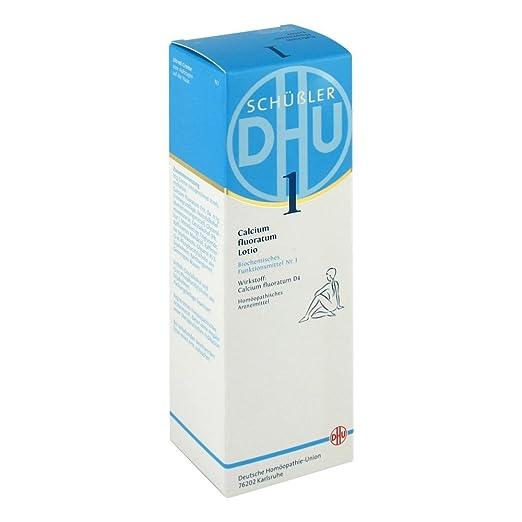 Biochemie DHU 1 - Calcio fluoratum D 4 lotio 200 ml Crema ...