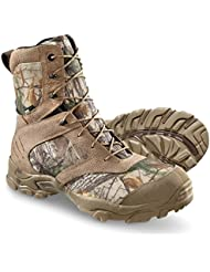 Guide Gear Mens Timber Ops Insulated Waterproof Hunting Boots, 800 Grams