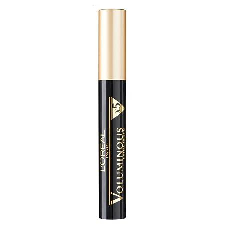 d65f14f830e L'Oreal Paris Voluminous Mascara Extra Black/Carbon Black: Amazon.co.uk:  Beauty