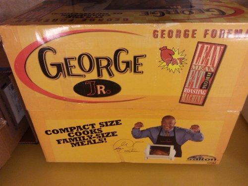 George Foreman GR82B George Jr. Rotisserie by George Foreman (Image #1)