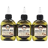 DIFEEL PREMIUM NATURAL HAIR CARE OIL-ARGAN OIL 3PC
